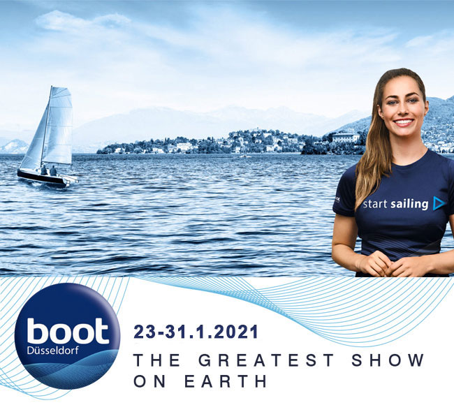 Dusseldorf International Boat Show