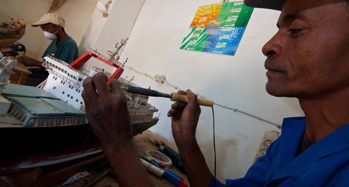 Atelier de maquette