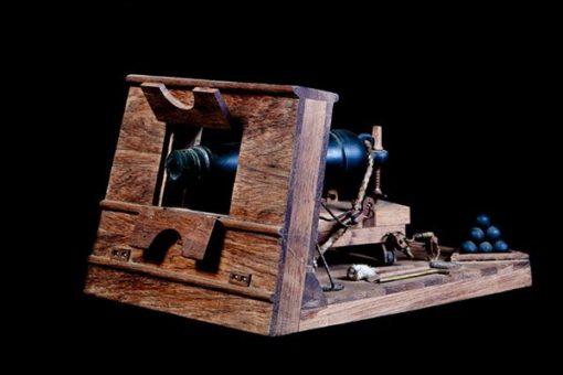 Maquette Canon