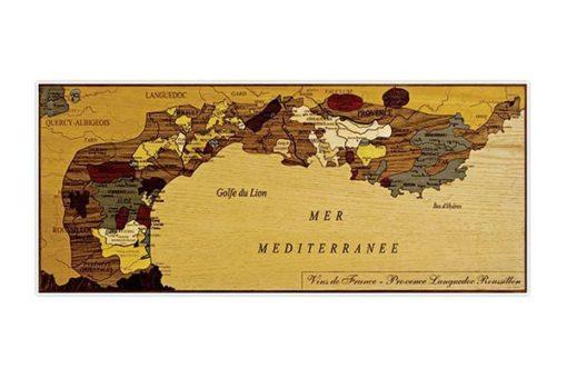 Carte des Vins de France - Val de Loire