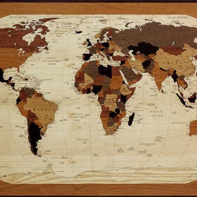 Geopolitical maps