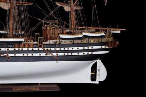 Maquette Amerigo Vespucci
