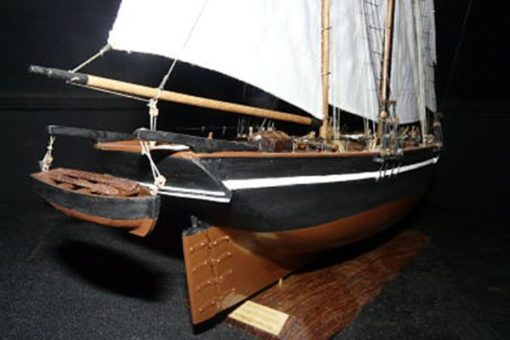 Maquette Amistad