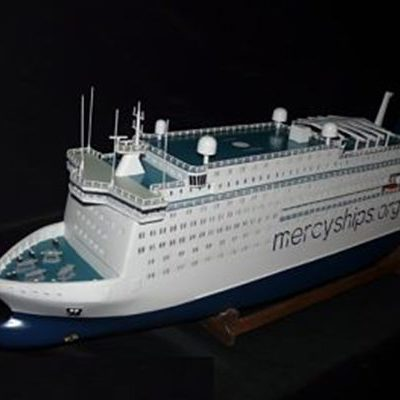 Maquette Atlantic Mercy