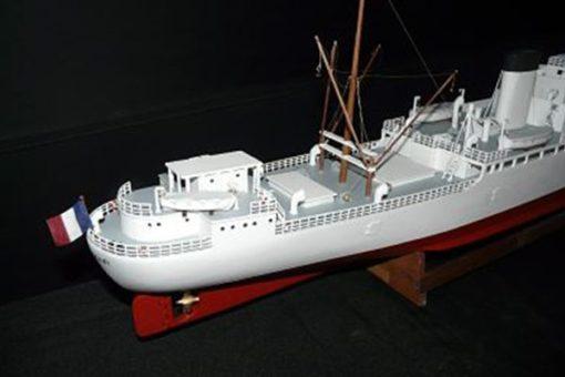 Maquette Barfleur