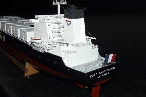 Maquette Fort Saint Charles