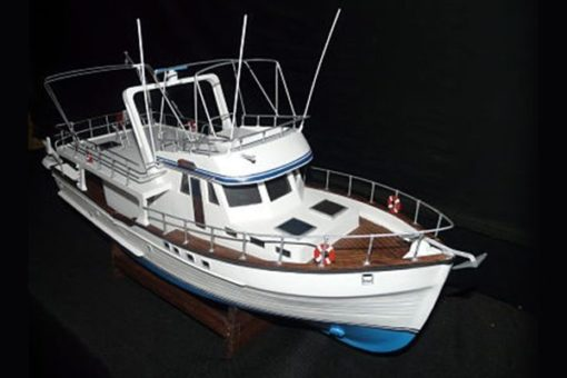 Maquette Grand Banks Dubourg