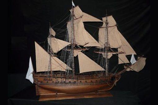 Maquette La Renommée