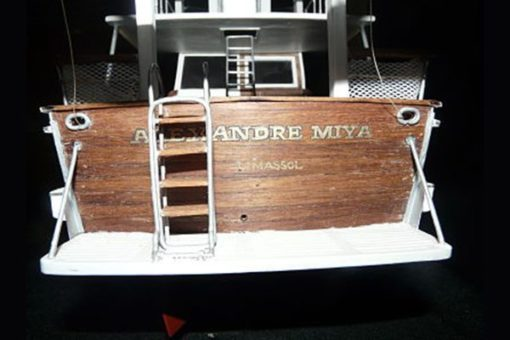 Maquette Le Miya