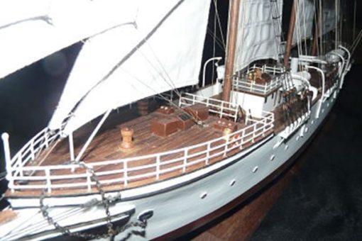 Maquette Le Mercator