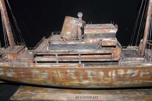 Maquette SS Cotopaxi