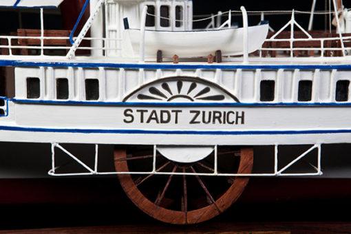 Maquette le Stadt Zurich