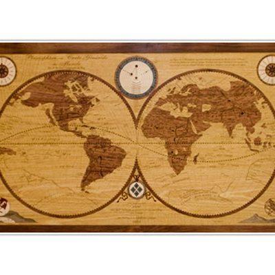 Planisphère ancienne