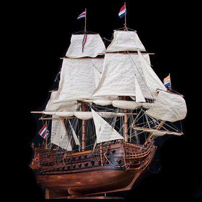 Les vaisseaux amiraux